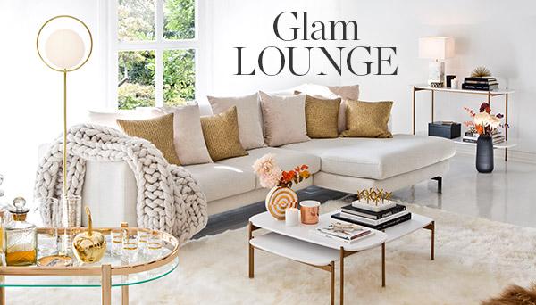 Andere Produkte aus dem Look »Glam Lounge«