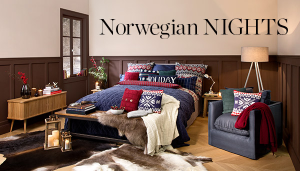 Autres articles du look »Norwegian Nights«