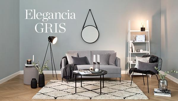 Elegancia gris