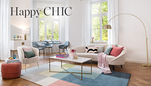 Andere Produkte aus dem Look »Happy Chic«