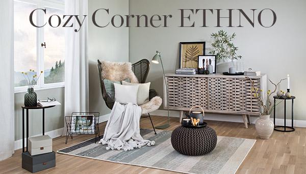Altri prodotti del Look »Cozy Corner Ethno«