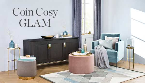 Autres articles du look »Coin Cosy Glam«