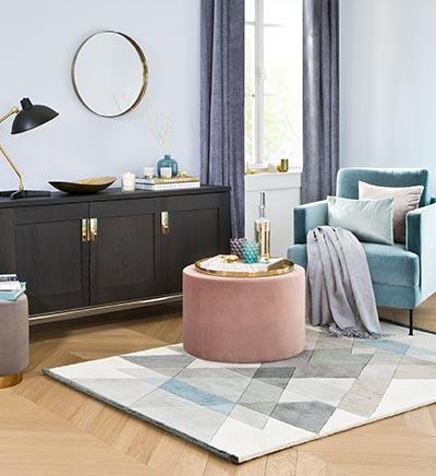 Cozy Corner Glam