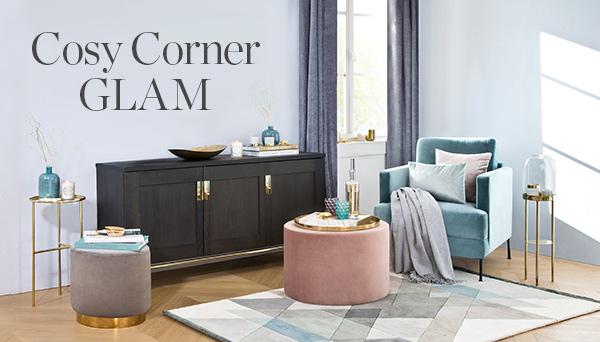 Meer producten uit de look »Cosy Corner Glam«
