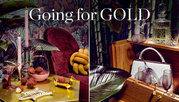 Meer producten uit de look »Going for Gold«