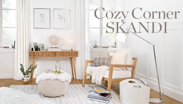 Cozy Corner Skandi