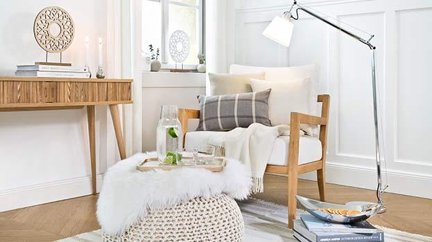 Cozy Corner Scandi