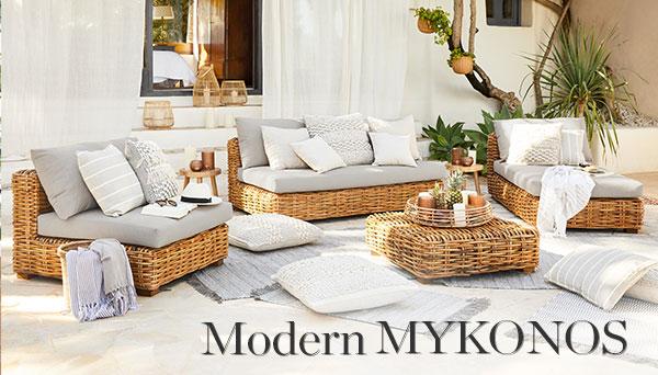 Modern Mykonos