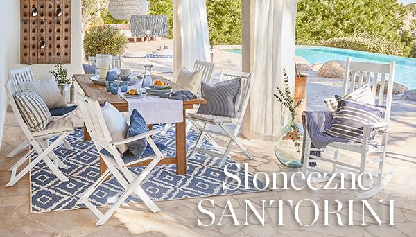 Słoneczne Santorini