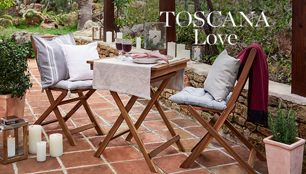 Altri prodotti del Look »Toscana Love«