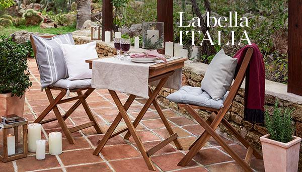 Meer producten uit de look »La bella Italia«