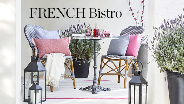 Autres articles du look »French Bistro«