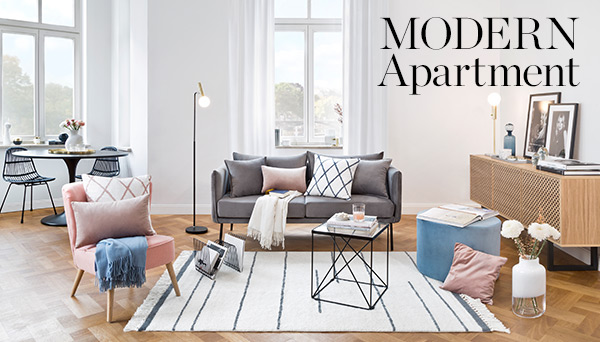 Autres articles du look »Modern Appartment«