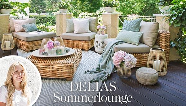 Andere Produkte aus dem Look »Delias Sommerlounge«