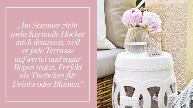 Delias Sommerlounge