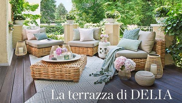 Altri prodotti del Look »La terrazza di Delia«