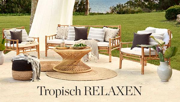 Tropisch relaxen