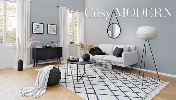 Autres articles du look »Cosy Moderne«