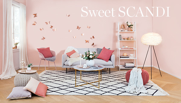 Sweet scandi
