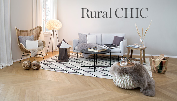 Otros productos del Look »Rural chic«