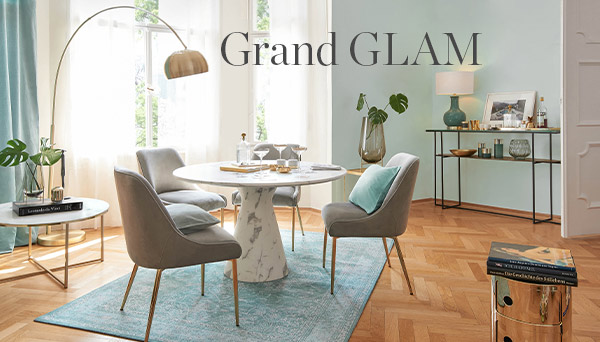 Autres articles du look »Grand Glam«