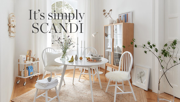 Andere Produkte aus dem Look »It's simply Scandi«