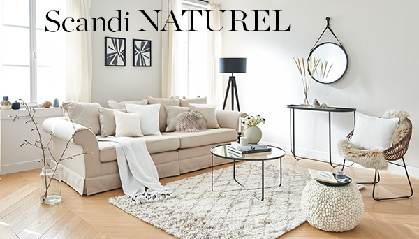 Autres articles du look »Scandi Naturel«