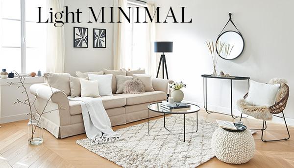 Ďalšie výrobky z trendu »Light minimal«
