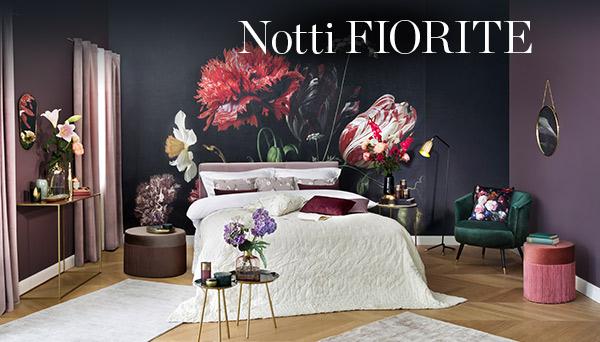 Altri prodotti del Look »Notti fiorite«