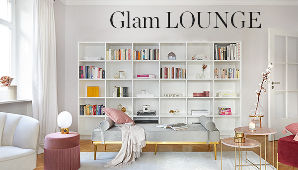 Andere Produkte aus dem Look »Glam Lounge«