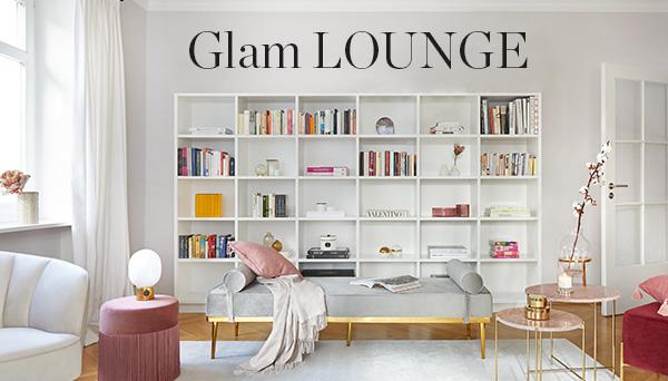 Meer producten uit de look »Glam Lounge«