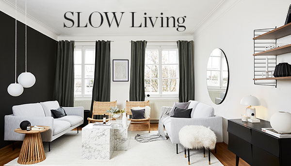 Autres articles du look »Slow Living«