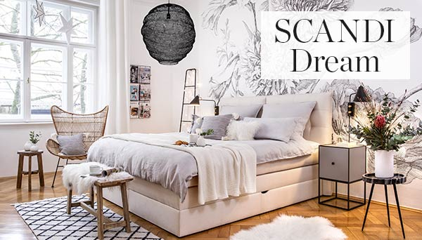 Andere Produkte aus dem Look »Scandi Dream«