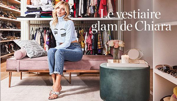 Autres articles du look »Le Boudoir Glam «