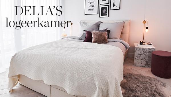 Meer producten uit de look »Delia's logeerkamer«