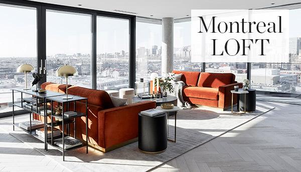 Altri prodotti del Look »Montreal Loft«
