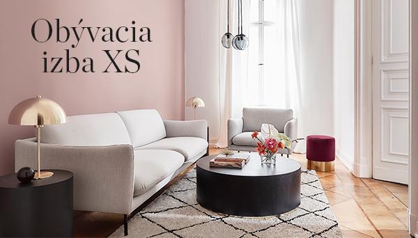 Obývacia izba XS