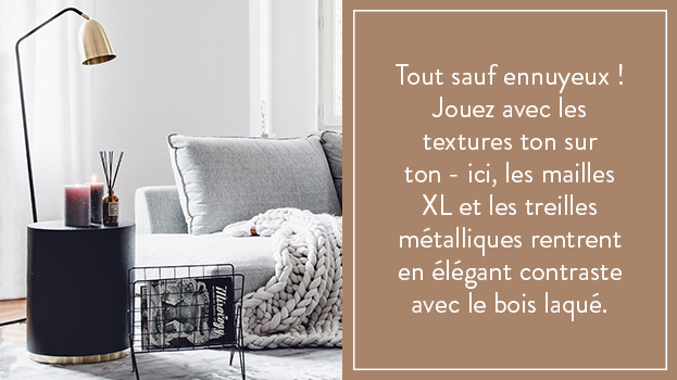 Canapé : Moderne