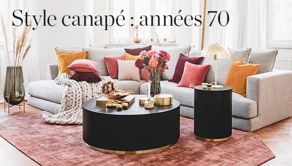 Autres articles du look »Canapé : Années 70«
