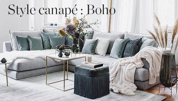 Autres articles du look »Canapé : Boho«