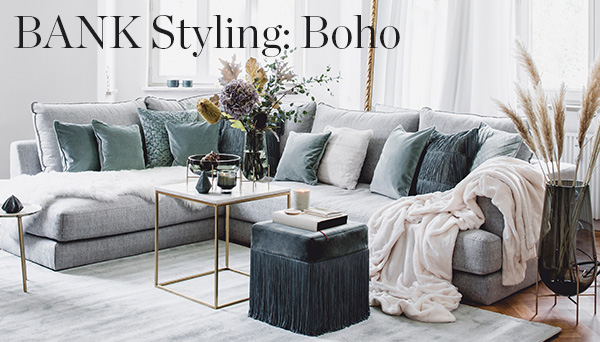 Bank Styling: Boho