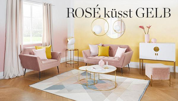 Andere Produkte aus dem Look »Rosé küsst Gelb«