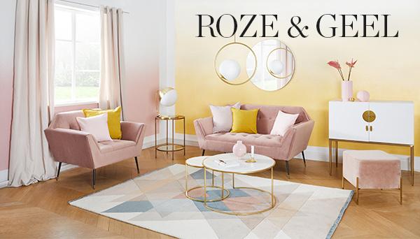 Roze & Geel