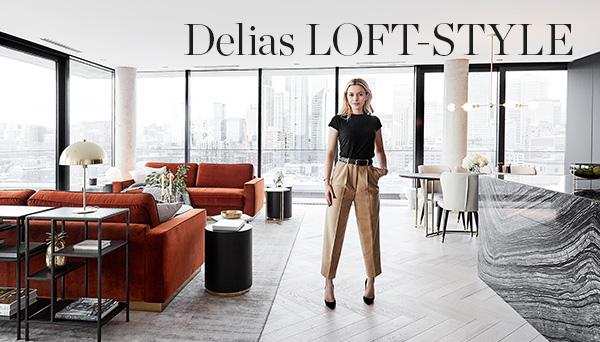 Delias Loft-Style