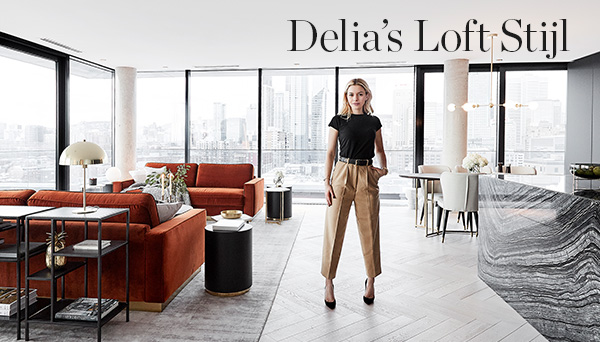 Delia's Loft Stijl