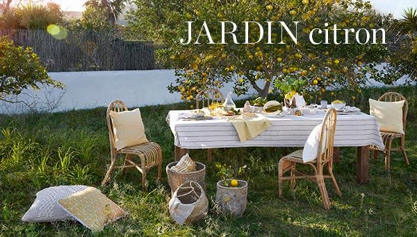 Autres articles du look »Jardin citron«