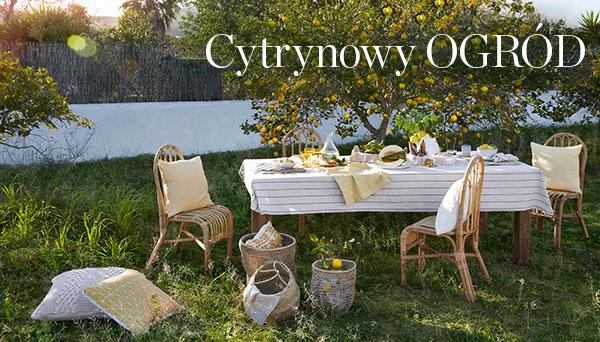 Inne produkty z aranżacji »Cytrynowy ogród«