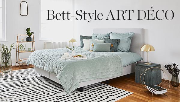 Andere Produkte aus dem Look »Bett-Style Art déco«