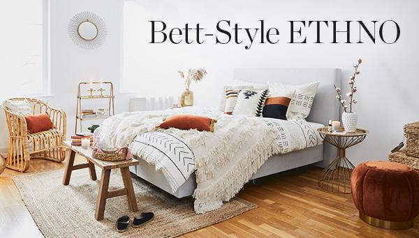 Andere Produkte aus dem Look »Bett-Style Ethno«