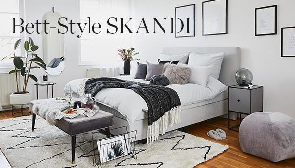 Andere Produkte aus dem Look »Bett-Style Skandi«